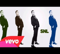 Justin Timberlake - Suit & Tie (Live on SNL) ft. JAY Z