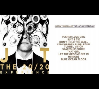 Justin Timberlake: The 20/20 Experience (Full Album)