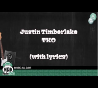 Justin Timberlake - TKO (new song with lyrics)