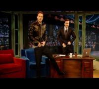 Justin Timberlake's Jimmy Fallon Impression