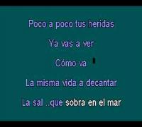 karaoke Shakira  Día de enero