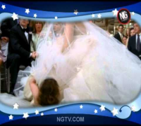Kate Hudson & Anne Hathaway on Bride Wars