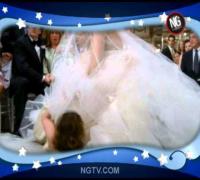 Kate Hudson & Anne Hathaway on Bride Wars