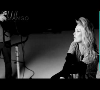 KATE MOSS for MANGO Winter'12 - The Making Of