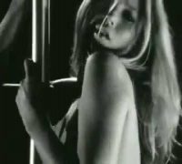 Kate Moss - Pole Dancing