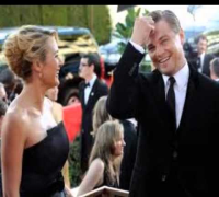 Kate Winslet and Leonardo Dicaprio : Happy Moments