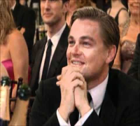 Kate Winslet LOVES Leonardo DiCaprio at Golden Globes 2009