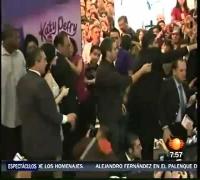 Katy Perry En México Habla de shakira y belinda / Katy Perry No Conoce A Belinda / Who`s Belinda?