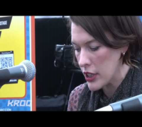 K&B Comic Con 2012 Interview: Milla Jovovich And Michelle Rodriguez Talk New Resident Evil Film