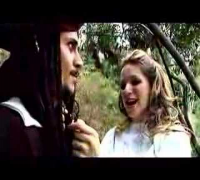 Keira and Johnny - Johnny is Dead! Behind Scenes Pirates!