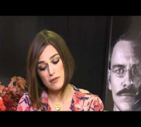 Keira Knightley - A Dangerous Method Interview at TIFF 2011