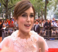 Keira Knightley and Jude Law premiere 'Anna Karenina'
