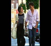 Keira Knightley and Rupert Friend (2005 - 2010)