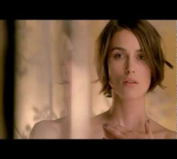 Keira Knightley banned tv ad saying too raunchy
