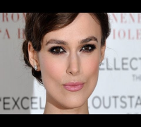 Keira Knightley Inspired Smokey Eye