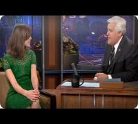 Keira Knightley on Ghosts - The Tonight Show with Jay Leno