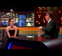 Keira Knightley on The Jonathan Ross Show - 02.11.2012 [Part 1]