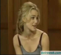 Keira Knightley - Pride & Prejudice US TV interview, 2005