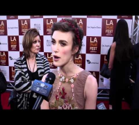 Keira Knightley 'Seeking a Friend for the End of the World' Premiere Interview