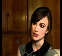 Keira Knightley talking about Edge of Love