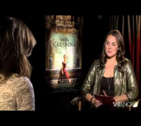 """Keira Knightley Thoughts on Jude Law: Not """"Sexy"""" - Celebrity Interview"""