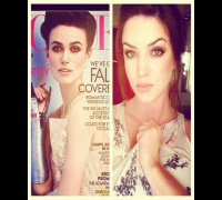 Keira Knightley Vogue Cover Makeup Tutorial
