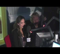 Keith Lemon and Kelly Brook Interrogated On Capital Breakfast