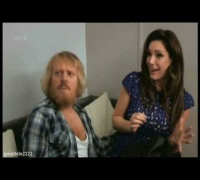 Keith Lemon Scares Kelly Brook With His Penis