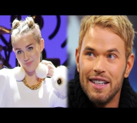 Kellan Lutz Denies Dating Miley Cyrus!