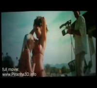 Kelly Brook and Riley Steele - dancing in Piranha 3D