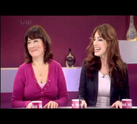 Kelly Brook - Loose Women Interview - 17th November 2009