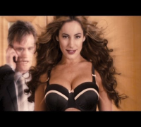 Kelly Brook's Big Boobs In Sexy Lingerie In Keith Lemon The Film! (HD)