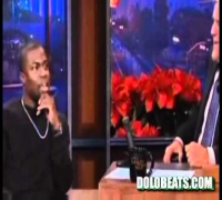 Kevin Hart On Jay Leno! (Had Charlize Theron Cracking Up)