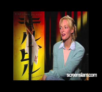 Kill Bill: Uma Thurman Exclusive Interview