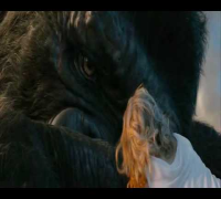 King Kong & Ann Darrow (Naomi Watts) - Your Guardian Angel by The Red Jumpsuit Apparatus