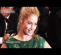 Kristen Stewart, Doutzen Kroes, Aishwarya Rai | Cosmopolis Red Carpet, Cannes 2012 | FashionTV