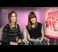 Kristen Wiig and Rose Byrne on 'Bridesmaids' and the C-word