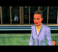 LA Noire - Girl looks like Natalie Portman signature 1940s look [1080p HD Xbox 360 PS3]