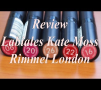 Labiales kate Moss by Rimmel London