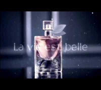 """Lancome """"La vie est belle"""" Werbung 2013 mit Julia Roberts"""
