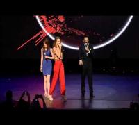 Lania AKA Overly Attached Girlfriend VS Jessica Alba at Social Stars Awards