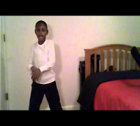 Laron performs OMG by Usher Raymond