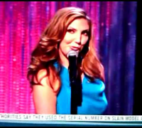 Lash Blast Heather McDonald Drew Barrymore Impression
