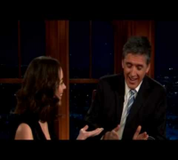 Late Late Show Craig Ferguson  Part 2 - Marion Cotillard, Steve Jones ( January 18 2010  )