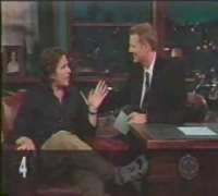 Late Late Show with Christian Bale