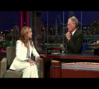 Late Show with David Letterman, 03/17/09, 2/4 Julia Roberts, Bell X1