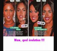 Le Vrai Visage de Megan Fox // La cara de Megan Fox // Megan Fox's real face