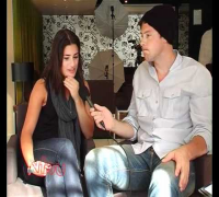Lea Michele and Cory Monteith - Interview from Undercover