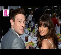 Lea Michele Inconsolable After Cory Monteith's Death