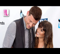 Lea Michele's Final Kiss Goodbye With Cory Monteith After His Death